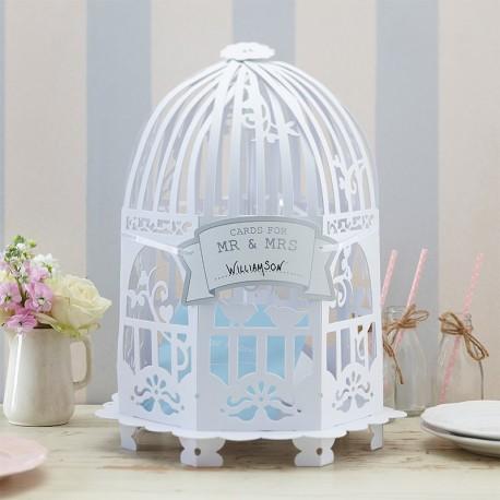 Cage pour Mariages Vintage