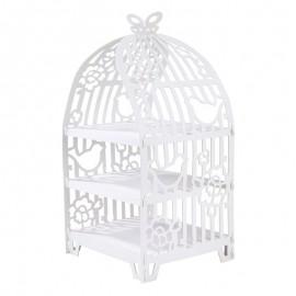 Support pour Cupcake Cage à Oiseaux
