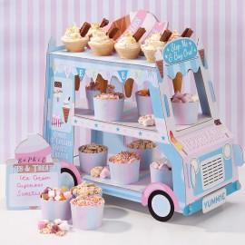 Support Van pour Bonbons