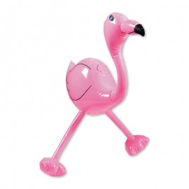 Flamant Rose Gonflable 50,8 cm