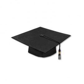 Chapeau De Diplomé Noir