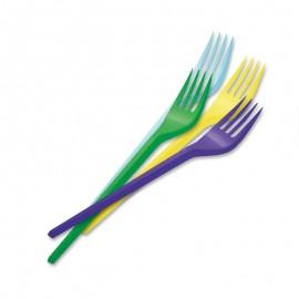 15 Fourchettes en Plastique