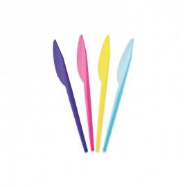15 Couteaux en Plastique