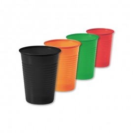 24 Gobelets en Plastique 200 ml