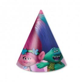 6 Chapeaux des Trolls