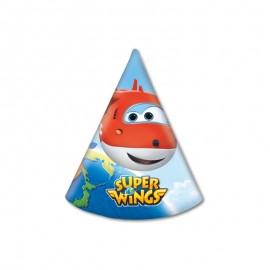 6 Chapeaux Super Wings
