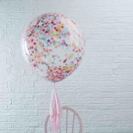 Ballon Confettis Géant 90 cm