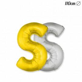 Ballon Lettre S 110 cm