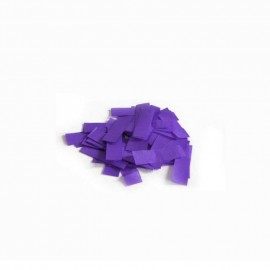 Confetti Ininflammable Rectangulaire