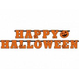Banner Happy Halloween 13 x 210 cm
