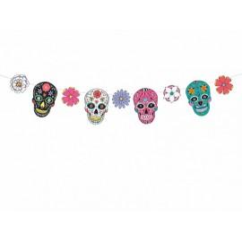 Guinalda Día de Los Muertos 1,2 m