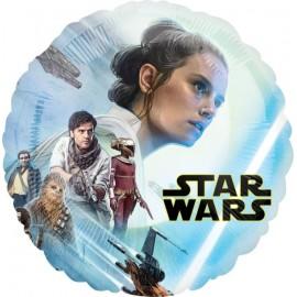 Ballon en Aluminium Star Wars Skywalker