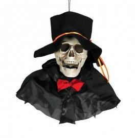Tête de Mort avec Bonnet