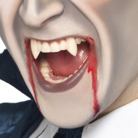 Dents de Vampire Blanches