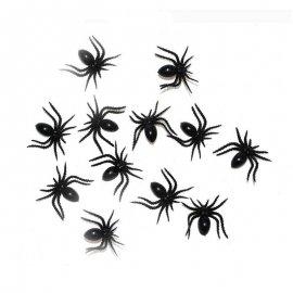 12 Mini Araignées