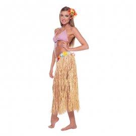 Jupe Hawaïenne 80 cm