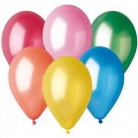 Ballons Nacrés Latex 25 cm