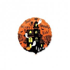 Ballon Maison Hantée