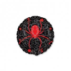 Ballon Araignée Rouge