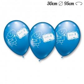 Ballon Algébrique Masculin 30 cm