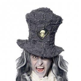 Chapeau De Fossoyeur Tête De Mort