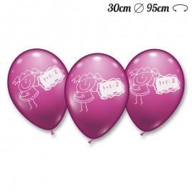 Ballon Algébrique Féminin 30 cm