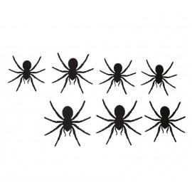 Decoración 12 Arañas