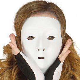 Masque Blanc Visage