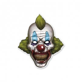 Masque de clown Terrifiant