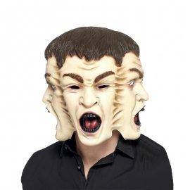 Masque à 3 visages