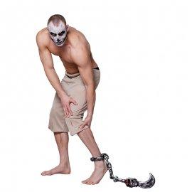 Chaine avec Tete de Mort