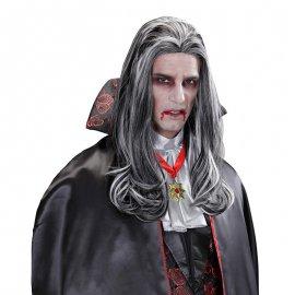 Perruque Longue De Vampire