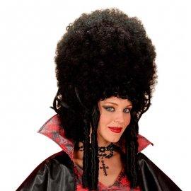 Perruque Madame Negra