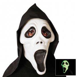 Masque De Fantôme Fluorescent