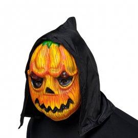 Masque avec Capuche Citrouille Original
