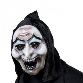 Masque de Sorcière à Capuche