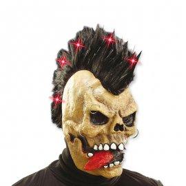 Masque avec Crête Lumineuse