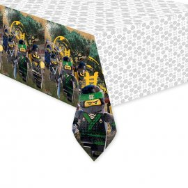 Nappe Lego Ninja 1,2 m x 1,8 m