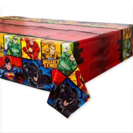 Nappe Justice League 137 x 214 cm