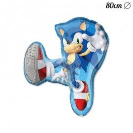 Ballon Sonic Gonflable 80 cm