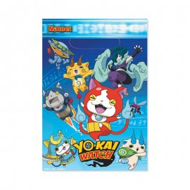 8 Sachets Yo Kai Watch