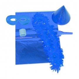 Cotillons de Couleur Bleu