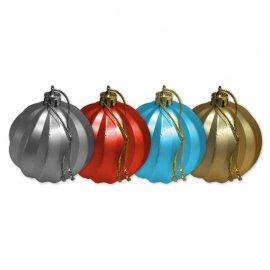 6 Boules Noël 6 cm