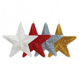 Étoile de Paillettes 26 cm