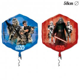 Ballon Star Wars Hélium 58 cm