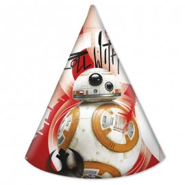 6 Chapeaux Star Wars VIII