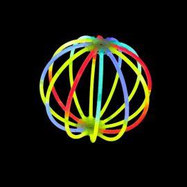Sphères de Lumière Bicolores (8 u.)