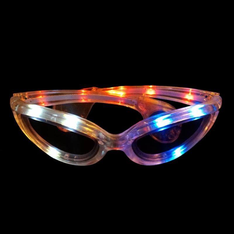 73d3f86769bbb1 Lunette Lumineuse Led - Accessoires Fluo - Soirées
