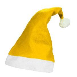 Bonnet de Noël Jaune