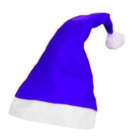 Bonnet de Noël Bleu